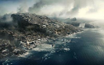 Неизвестные доселе цунами уничтожат цивилизацию